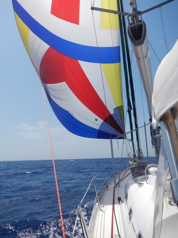 Sailing Vessel Echo