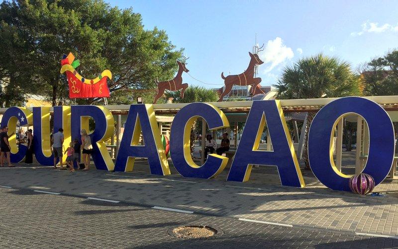 Curacao strip club